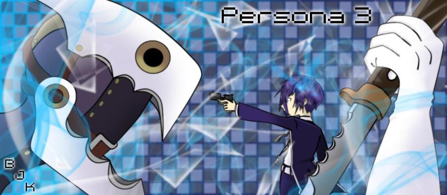 Persona 3 ''Complete'' by NetNaviDarko415