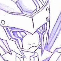 Transformers Prime CyberShot Close up by NetNaviDarko415