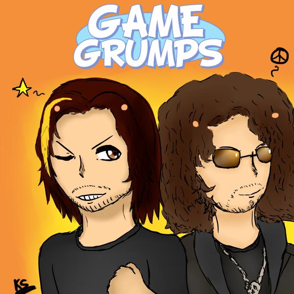 Game Grumps by YuraRonimeIE