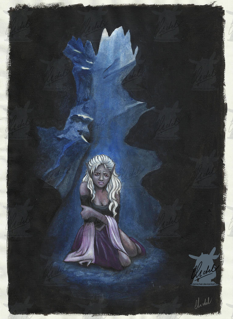 KALIHA (Kilena's Story) - Prologue by Bi-BiMichel