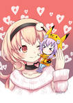 Compa and Pika-Nep