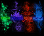 Four Words Four Colors