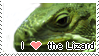Love the Lizard by thewildchild