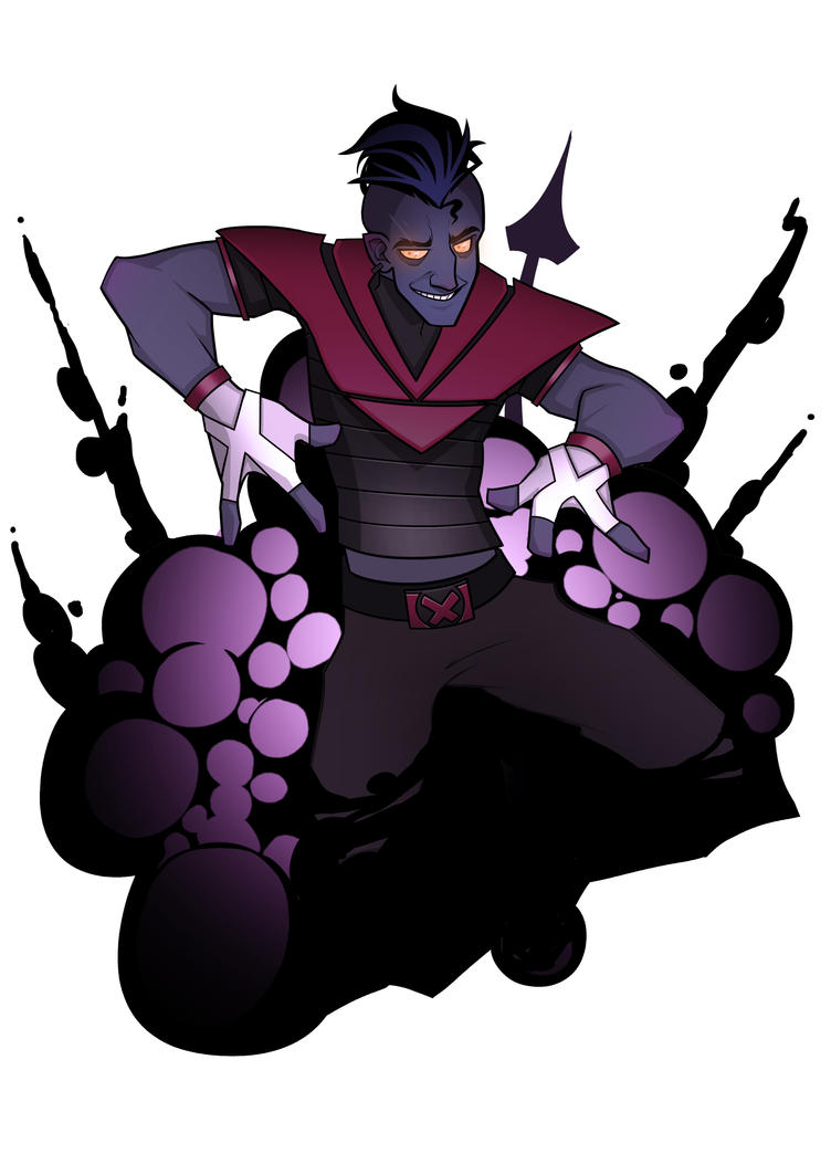 Nightcrawler by Jadsloth