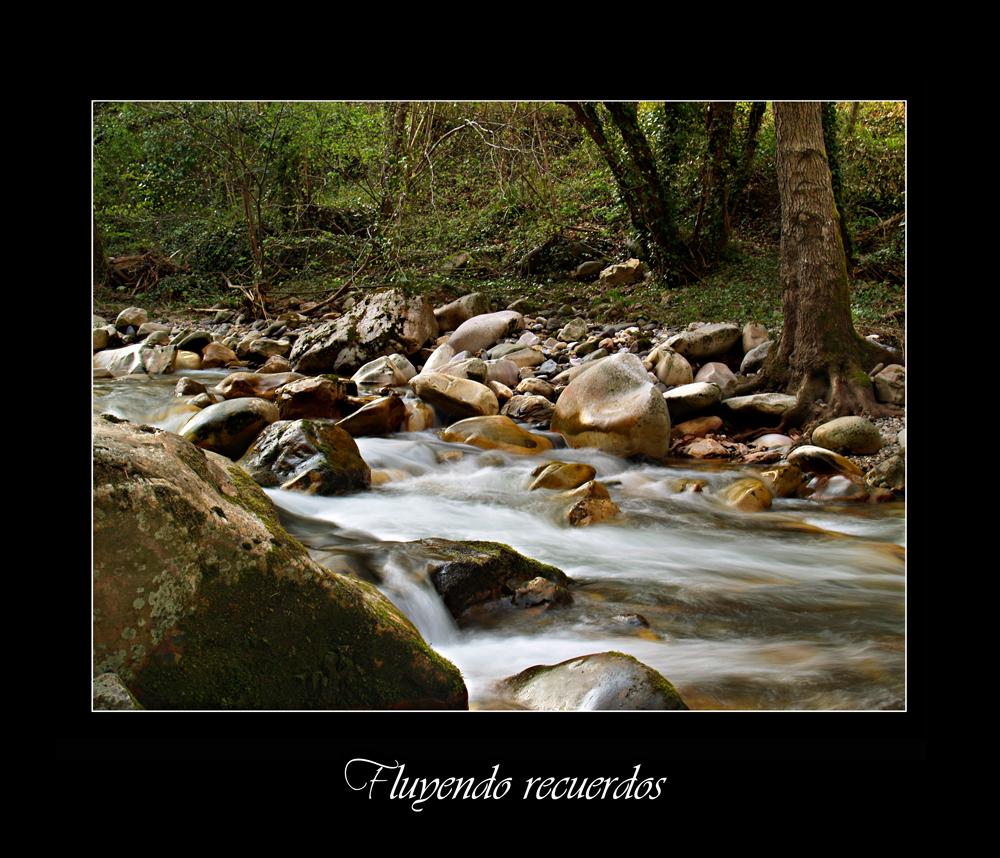 Fluyendo recuerdos by disalicia