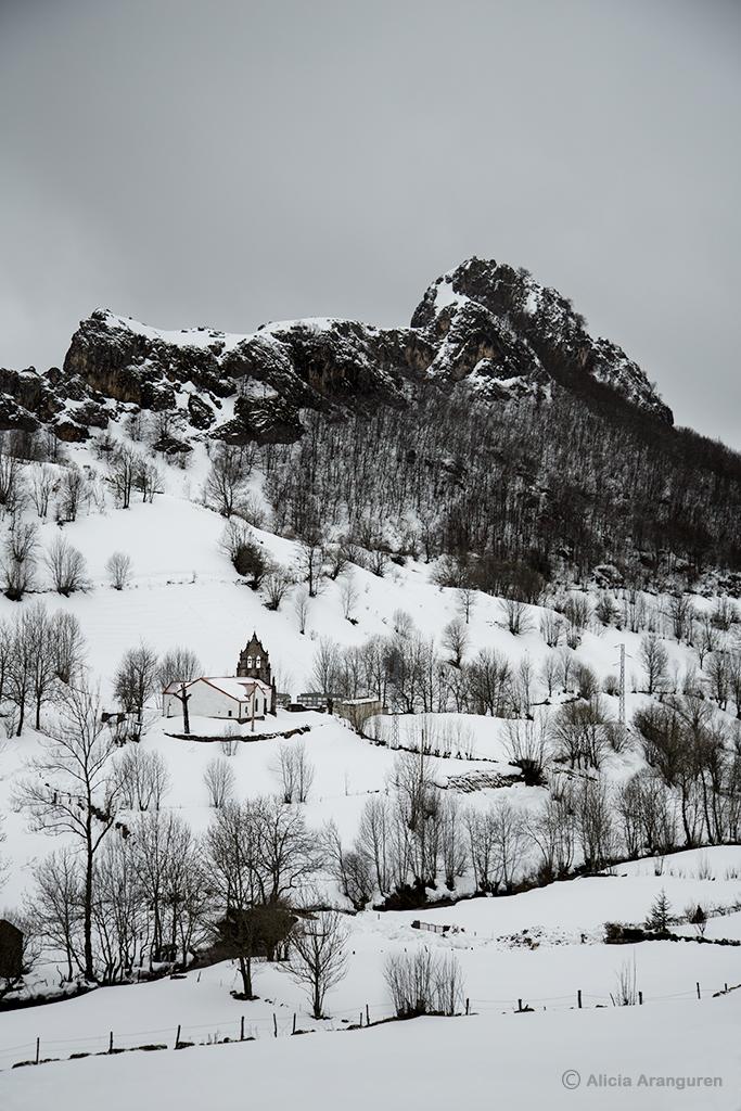 Vestida de invierno by disalicia