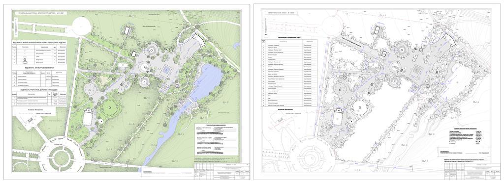 Project the City Park by KhajiitSawyer
