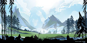 Background concept