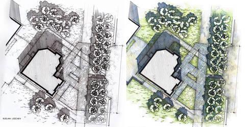 Architectural project by KhajiitSawyer