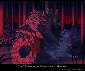 - Dark Forest - Ivypool and Antpelt