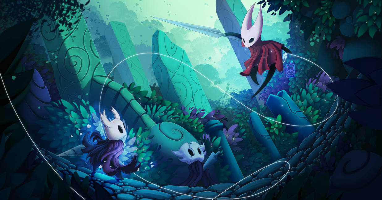 Hollow Knight- Dueling
