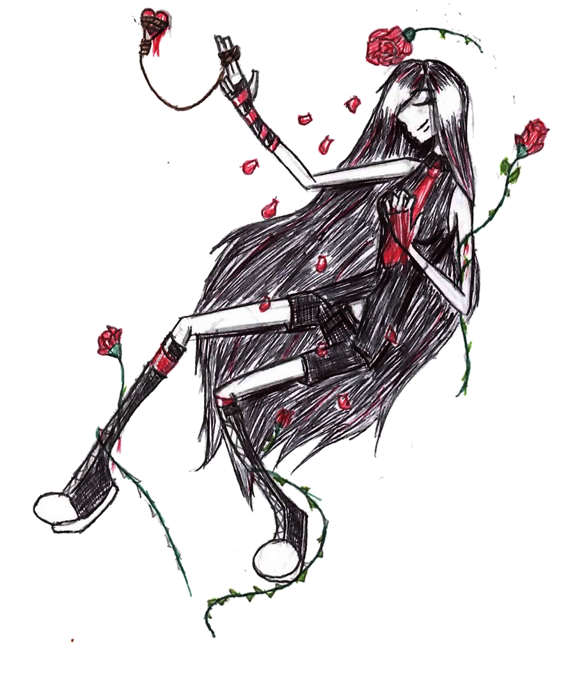 I M Wearing My Heart On A Noose By Katherinesdarkdreams On Deviantart