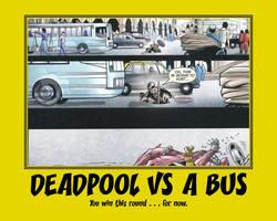 Deadpool Bus by TorkBacklash