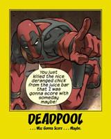 Deadpool Score by TorkBacklash