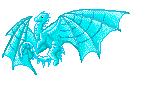 Aquamarine Dragon by Ravenskysong