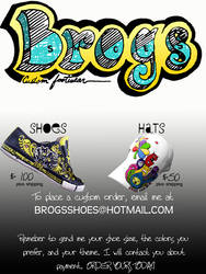 Brogs shoes ad