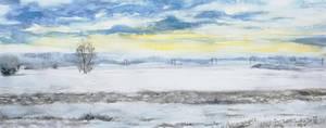 Challenge 19: A winter landscape