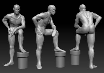 Anatomy Practice 1 by Grimnor