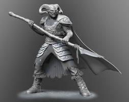 Demon Character Final by Grimnor