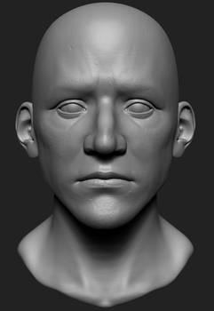 Zbrush Head Sculpt Tutorial