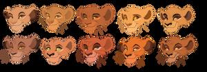 Lion Cub Adopts