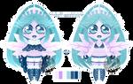 [OPEN][OTA] Ice Fairy Adoptable by Mima-Adopts