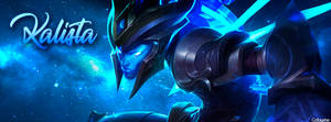 Kalista Championship FB Cover by Gallagxher