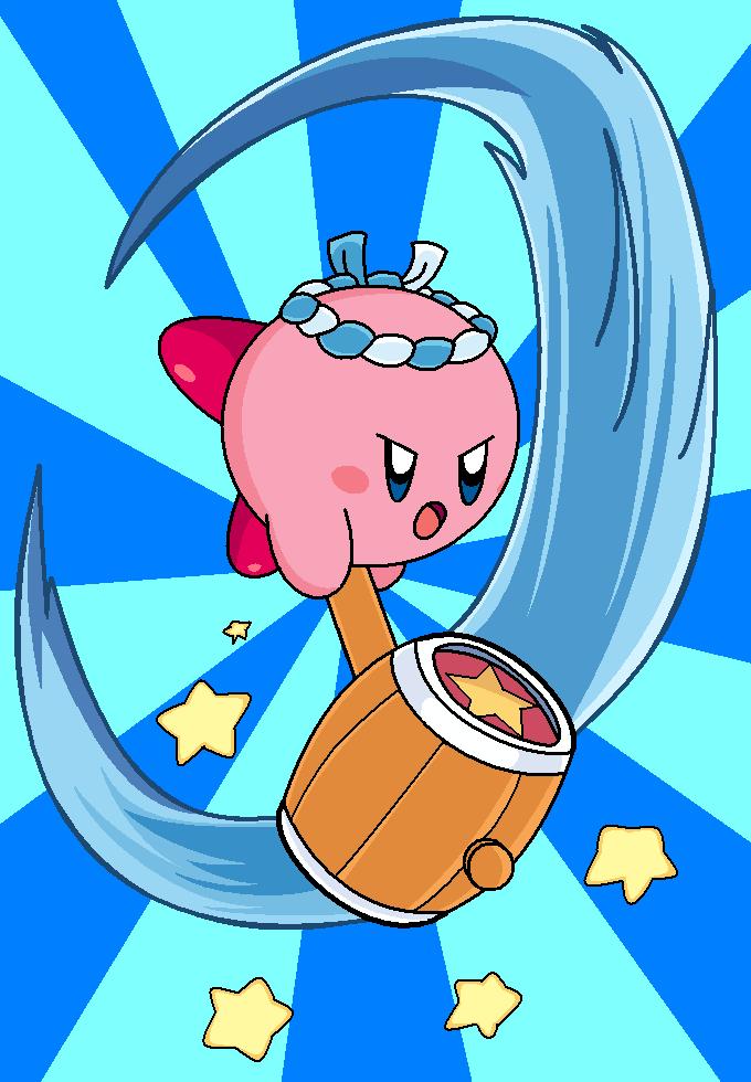 Hammer Kirby by Bbop800