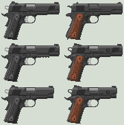 New 1911s by Blick-Blanks