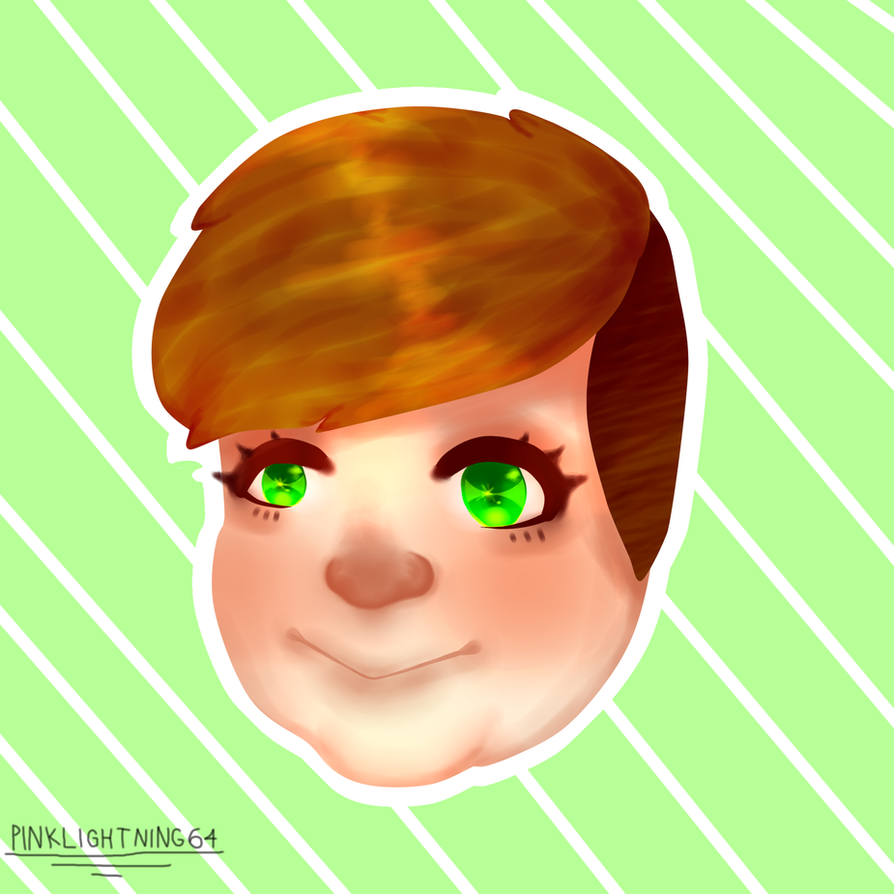 Pyrocynical The Chubby Boy by PinkLightning64
