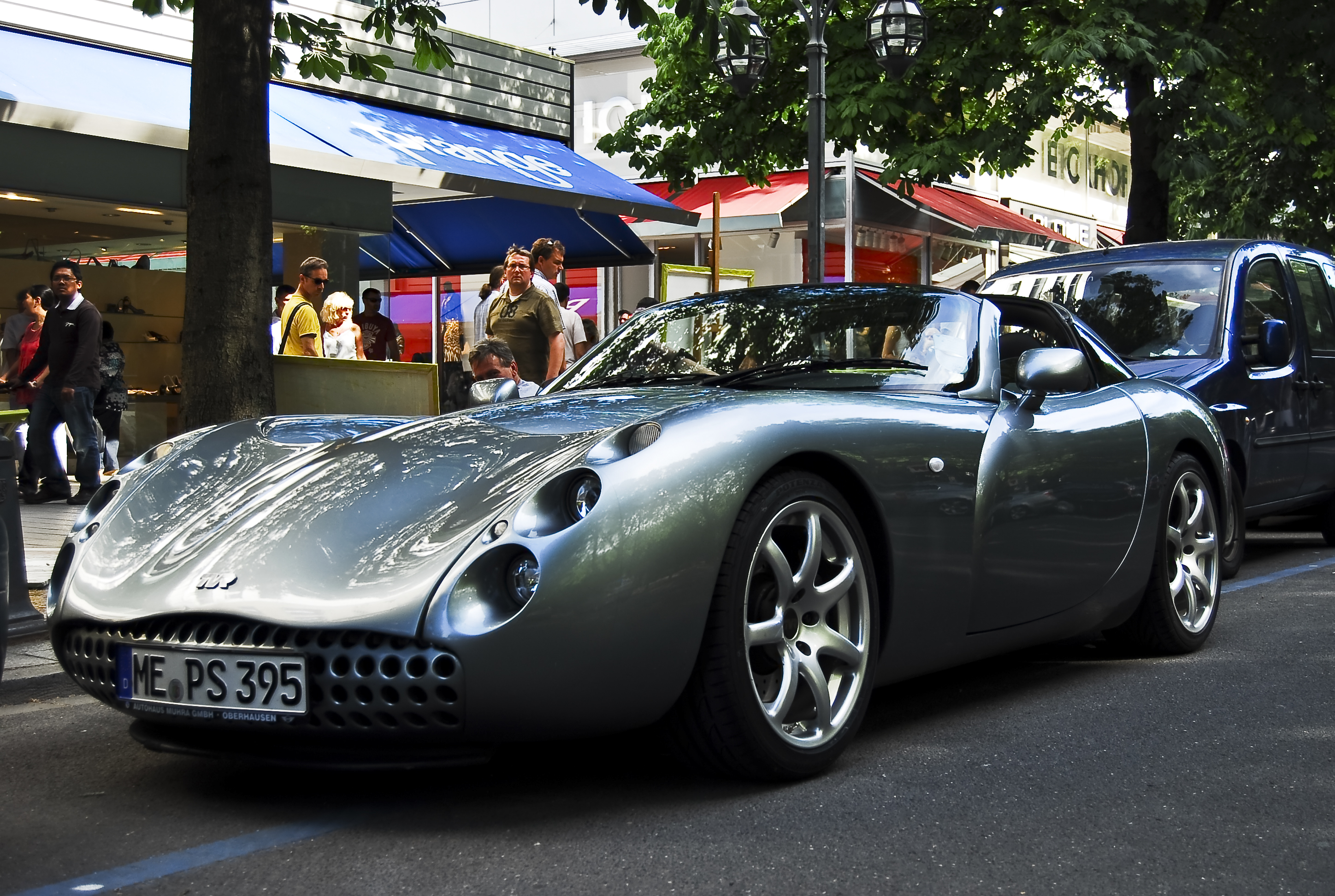 Dreamcar:TVR Tuscan by