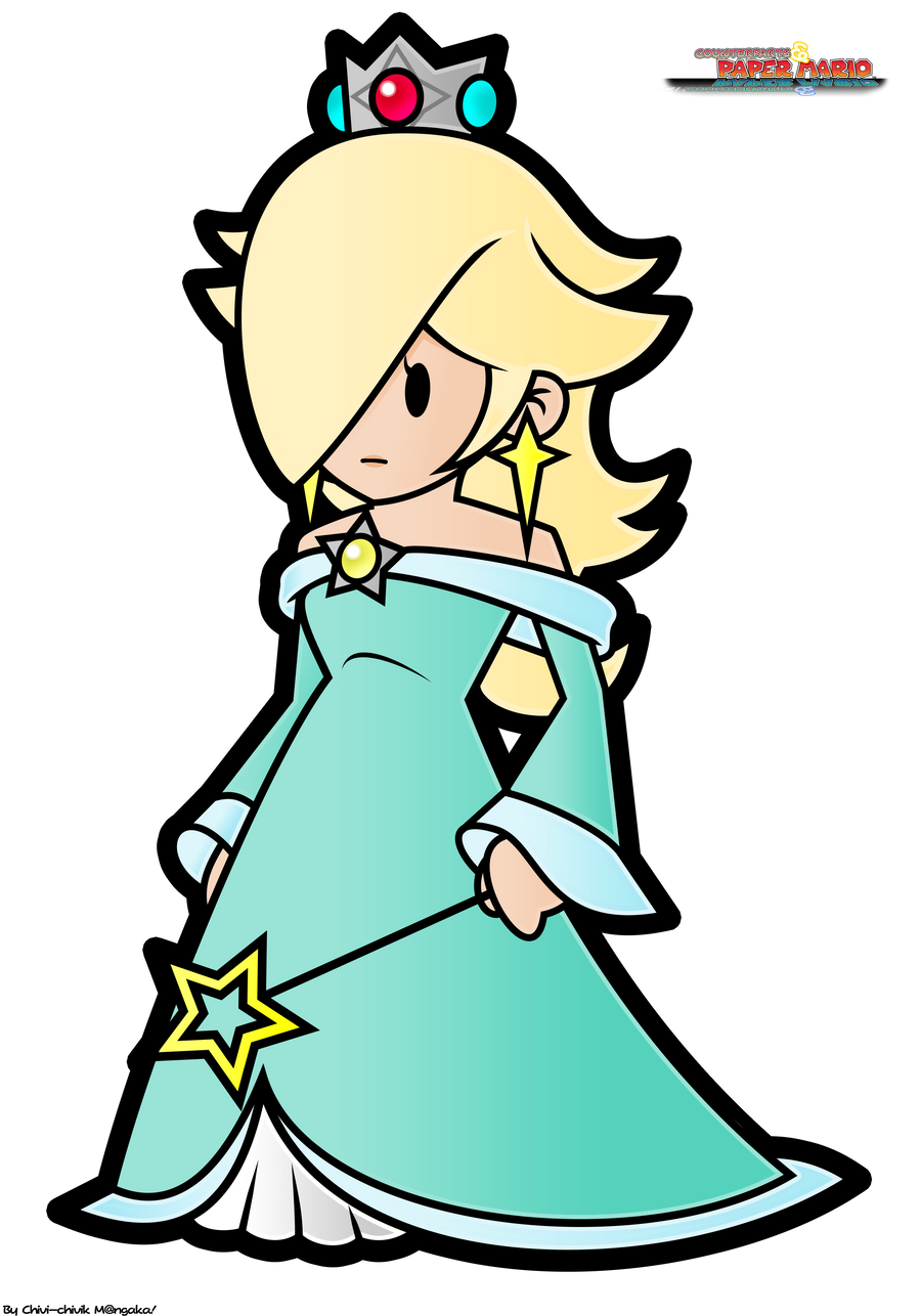 CPM_Rosalina fan-artwork by Chivi-chivik on DeviantArt