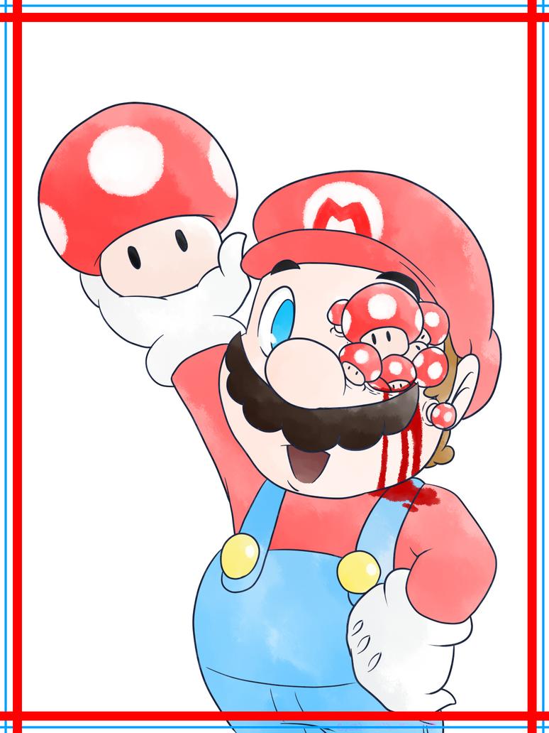 SMB_Mushrooms by Chivi-chivik