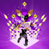 SPM_Devilish! Purple by Chivi-chivik