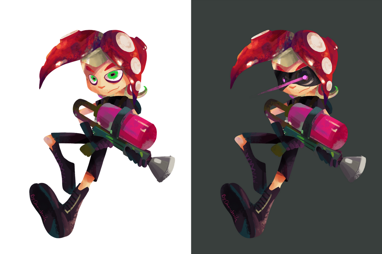So If We Get Playable Octolings Will Males Just Be