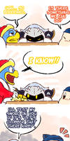 Kirby_A boring afternoon by Chivi-chivik