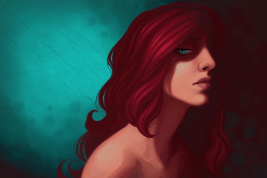 Into Darkness by GoddessVirage