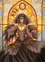 Masquerade Exchange - Pana by GoddessVirage