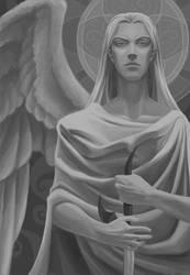 My Soul, My Guide by GoddessVirage