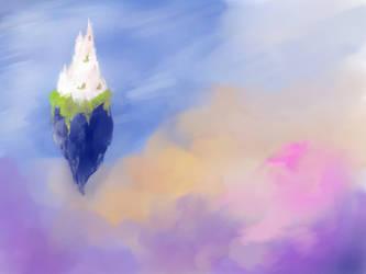 Sky Palace by sofie-arts