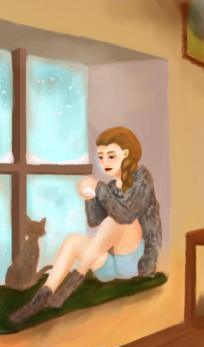 Cozy by sofie-arts
