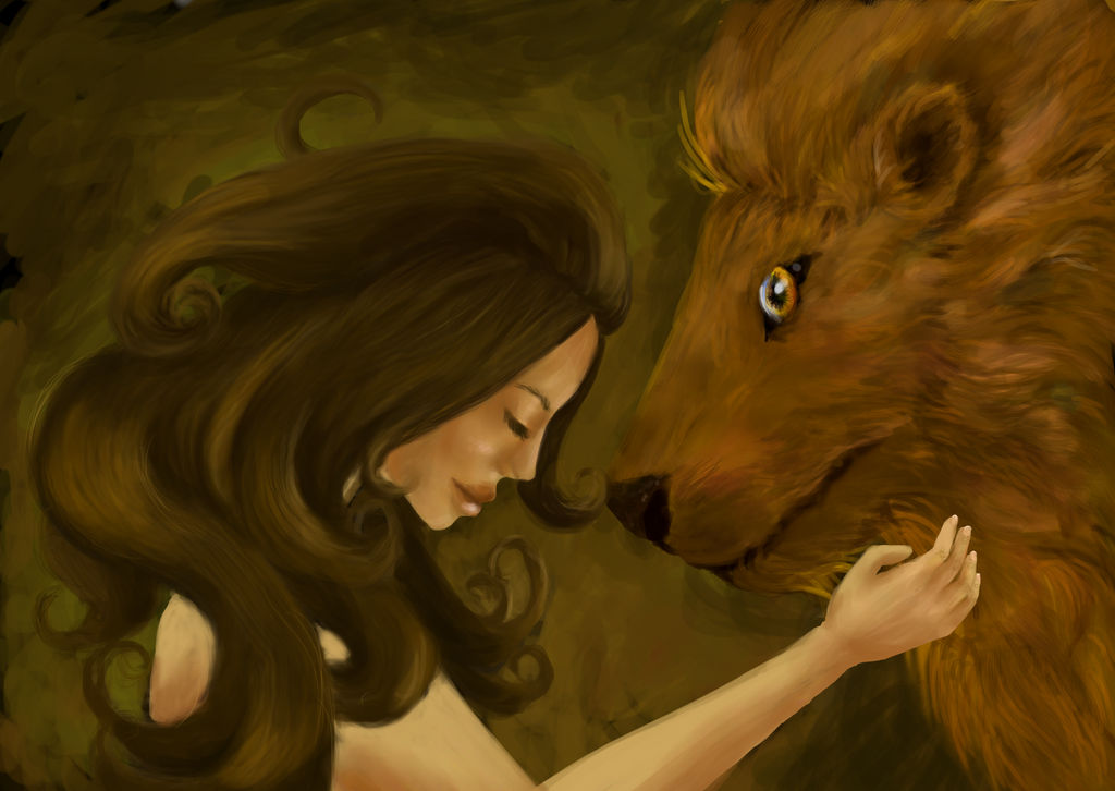 Of girls and lions