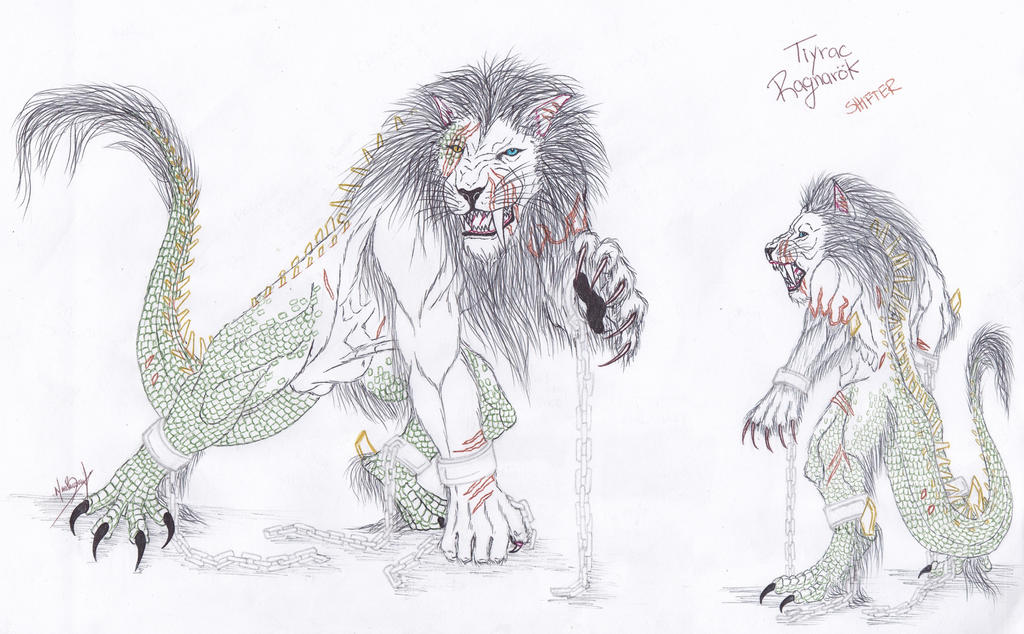 The Ultimate Predator (Character Sheet) by RensaRaion on DeviantArt