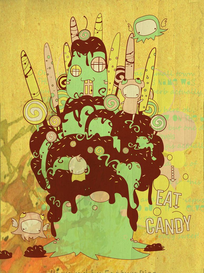 sweet burbs by baahgoesthesheep