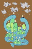 Rainy Day by baahgoesthesheep