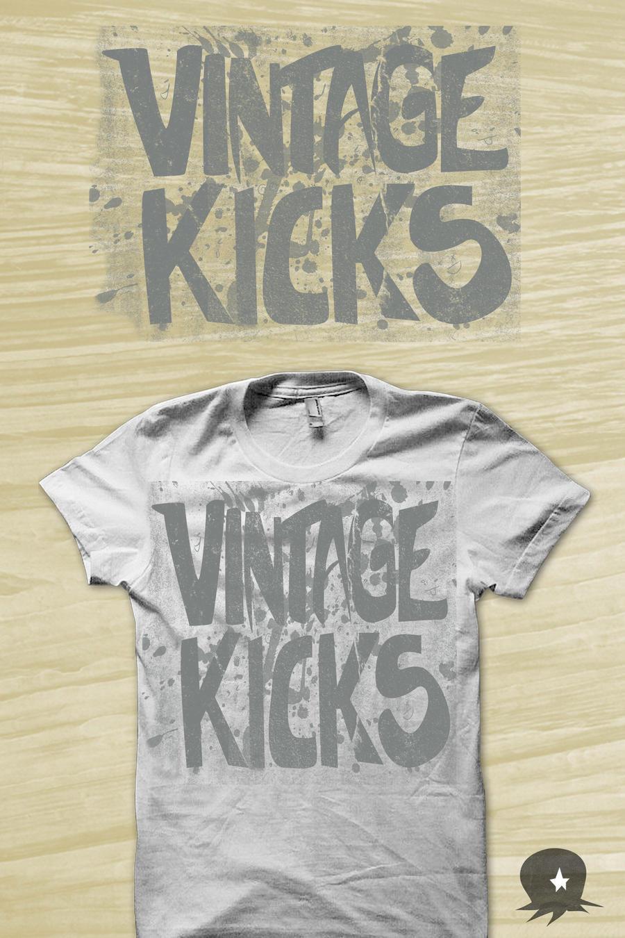 Vintage Shirt by baahgoesthesheep