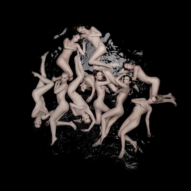 Watershoot 10 nude mark de roo by MarkdeRooPhotography
