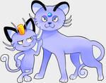 Alolan Cats