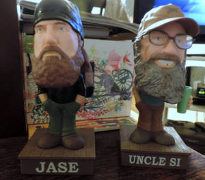Jase And Uncle Si
