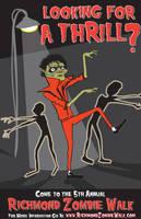 MJ Zombie Walk 2 by optimistiKATE